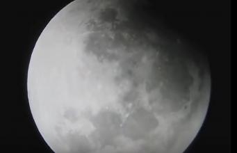 Aha, das also ist ein flacher Mond ... :D