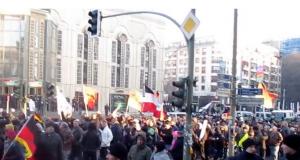 Demo Berlin, Videoausschnitt