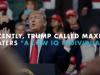 Maxine waters low IQ - offizielle Wahlkampfveranstaltung Pennsylvanien 10.3.2018