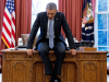 Barack Obama thinking Official White House Photo by Pete Souza 2016