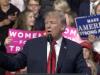 Präsident Trump, Moon Township, Pennsylvania im Wahlkampf für Rick Saccone, 10. März 2018