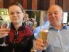 Sergei Skripal mit Tochter Yulia am 4. März 2018
