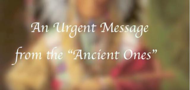 Eine dringende Botschaft an die Menschheit