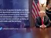 President Donald Trump, White House, 2018