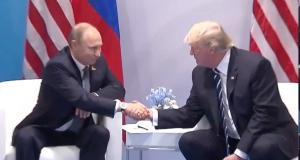 Präsidenten Trump und Putin auf dem G20 Gipfel 2017 - Videoausschnitt