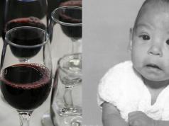 Alkoholgeschädigtes Kind