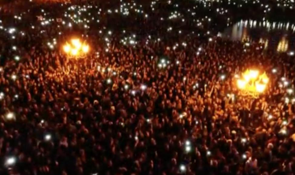 rmenien: Elftägiger Protest gegen die Regierung erfolgreich Foto: YouTube