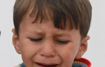Crying Child - CC