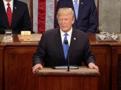 Präsident Trump Rede zur Lage der Nation 2018 Bildquelle: Weißes Haus