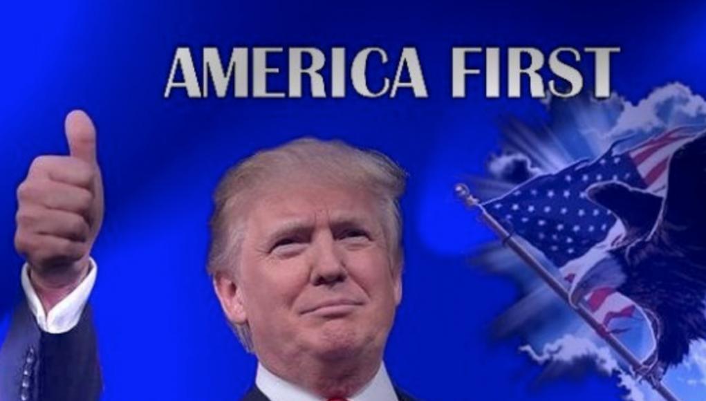 America First - Meme