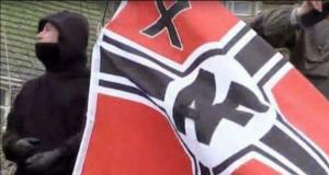 Antifa Flagge Foto qanon.pub