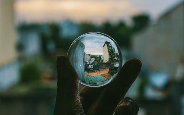 Kristallkugel lesen pexels CCO