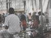 Menschen in Käfigen unter Obama-Regierung Foto 2014 youtube