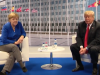 Bilaterales Meeting Trump und Merkel NATO 2018 Foto White House