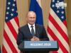 Putin bei gemeinsamer Pressekonferenz mit Trump in Helsinki