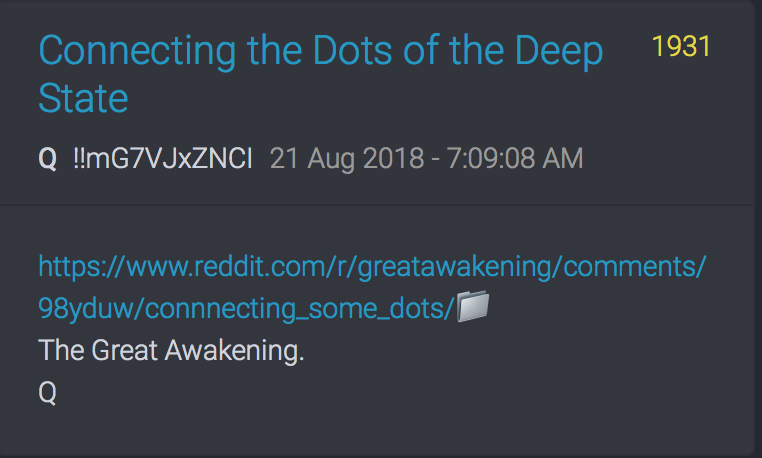 Deep State Creatures qmap.pub