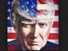 Trump Painting Twitter