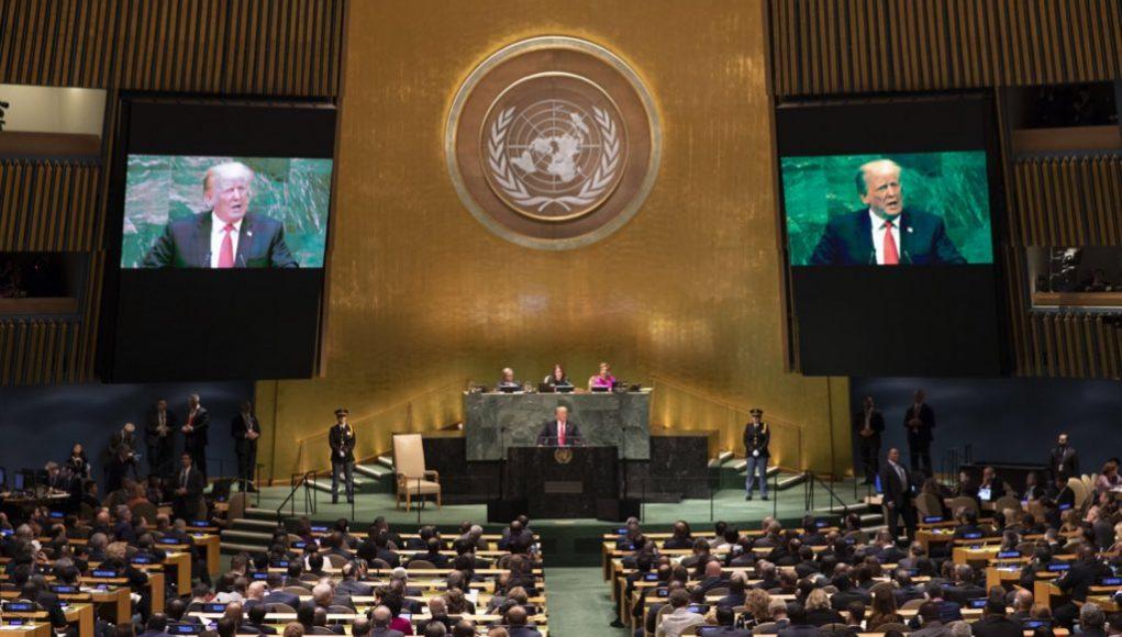 73. UN-Vollversammlung 2018