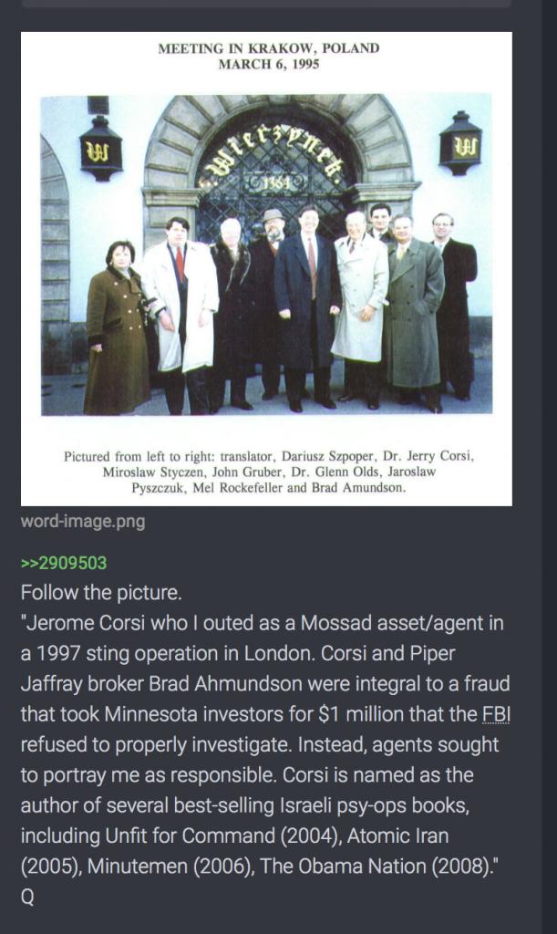 Corsi Mossad
