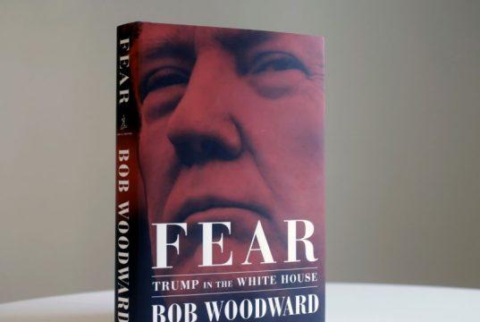 Fear Woodward