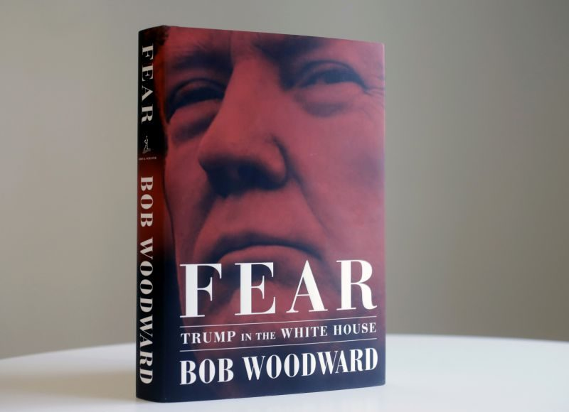 Fear Woodward