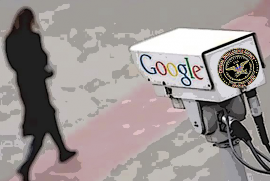 Google DARPA Verbindung