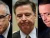 FISA: McCabe, Comey, Rosenstein