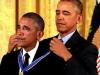 Obama verleiht sich selbst eine Medaille