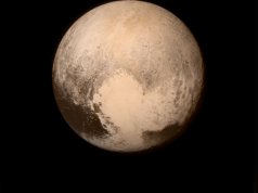 Pluto NASA : Horizon