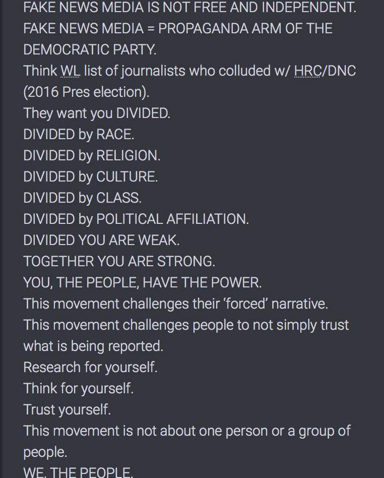 Presse ist nicht unabhängig