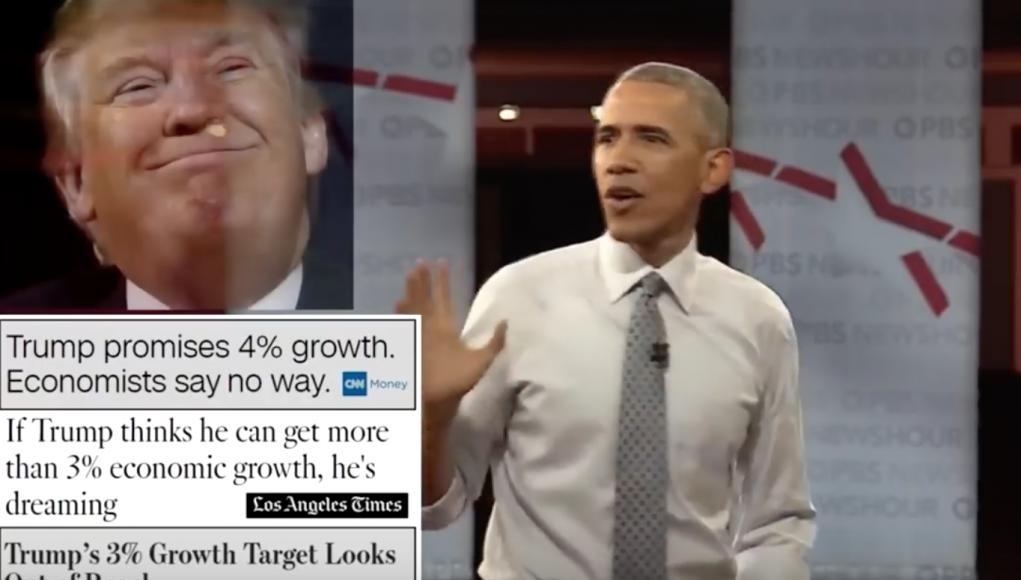 Trump mit dem Zauberstab