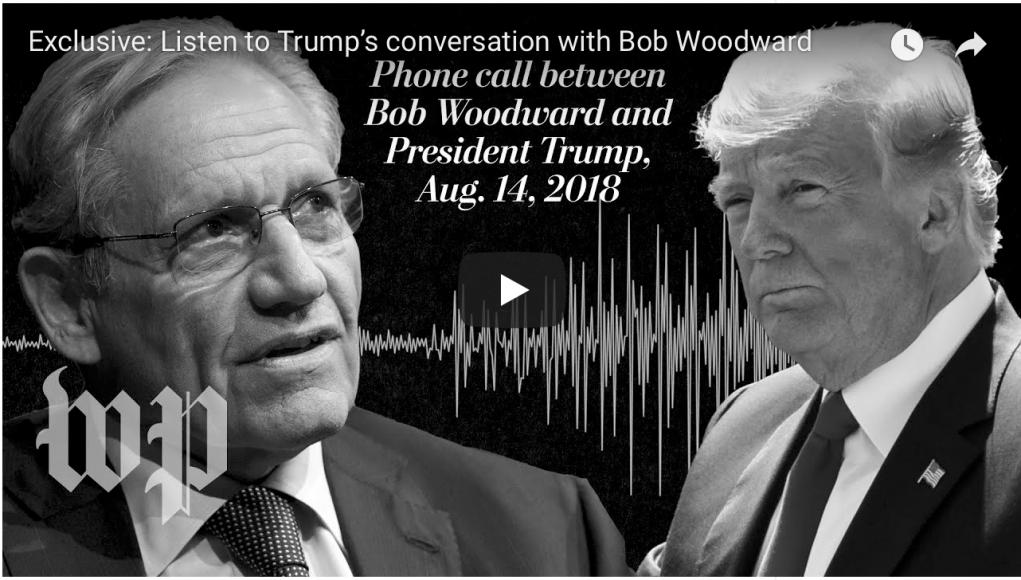 Woodward und Trump