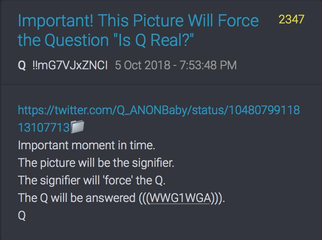 Gibt es Q wirklich?