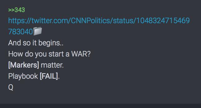 So beginnt es - wie beginnt man einen Krieg?