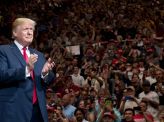Trump im Wahlkampf