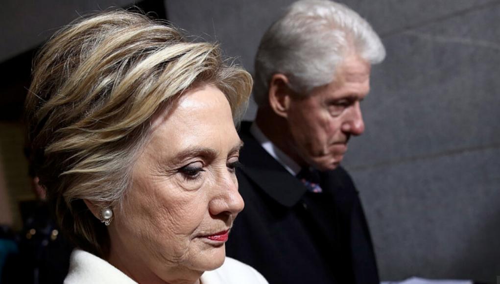 Hillary und Bill Clinton