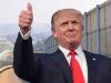 Präsident Trump und die Mauer