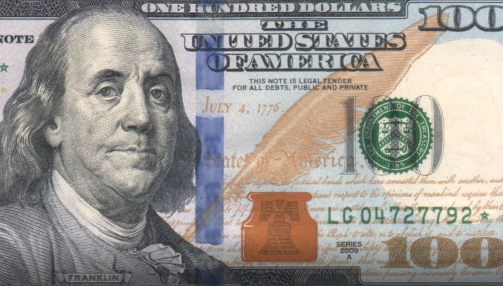 100 Dollar Note