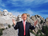 Donald Trump Mount Rushmore