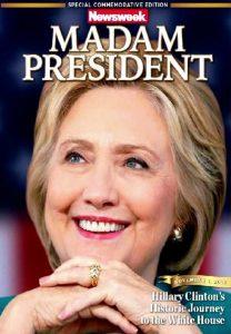 Madam President Newsweek