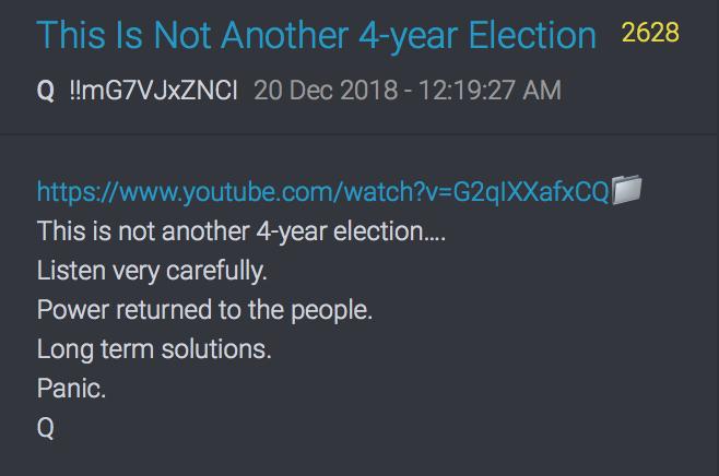 Die Macht geht ans Volk zurück