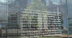 Artikel 5 Grundgesetz - Recht auf freie Meinungsäußerung