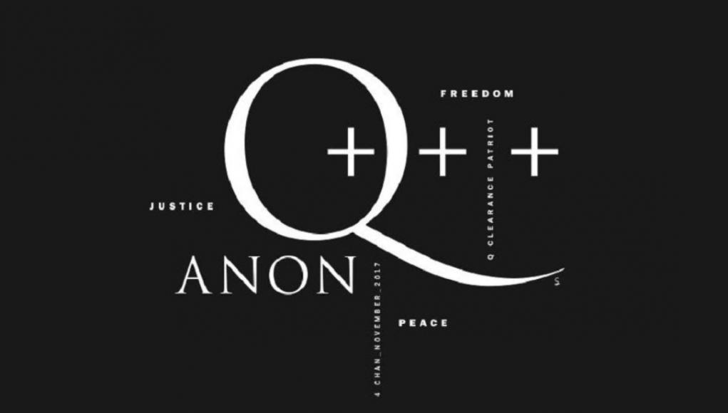 QAnon Justice Freedom Peace