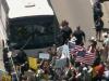 Amerikaner stoppen Bus mit illegalen Einwanderern