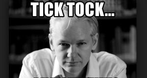 Julian Assange Tick Tock Meme