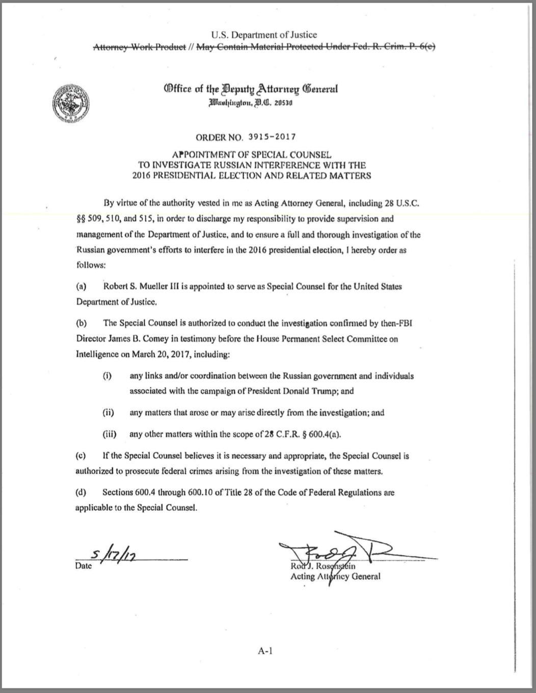 Rosenstein bestellt Mueller am 17.5.2017 zum SC