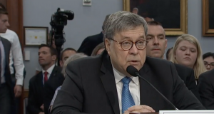 William Barr Testemony April 9, 2019
