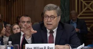 William Barr Anhörung vor dem Senat am 1. Mai 2019