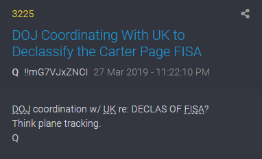 3225 QAnon - DOJ in London