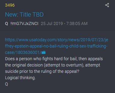 Epstein - kein Selbstmord
